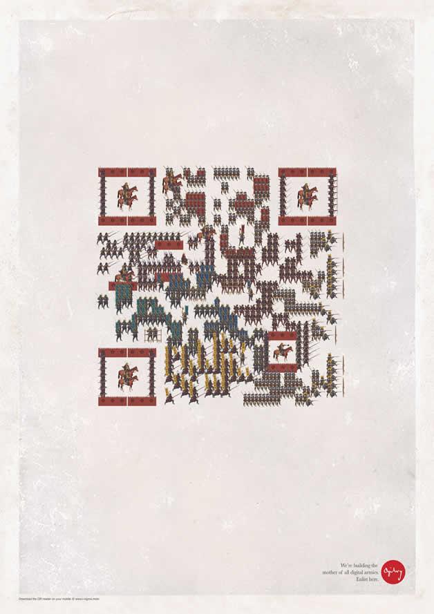 54+ publicités créatives et designs de Novembre 2011 17