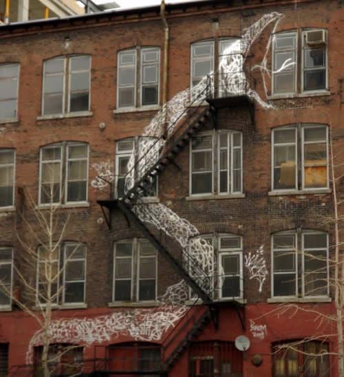40 streetart vol7 50 street art fun et créatifs   vol 7