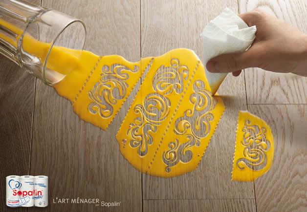 54+ publicités créatives et designs de Novembre 2011 11