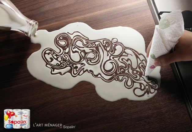 54+ publicités créatives et designs de Novembre 2011 10