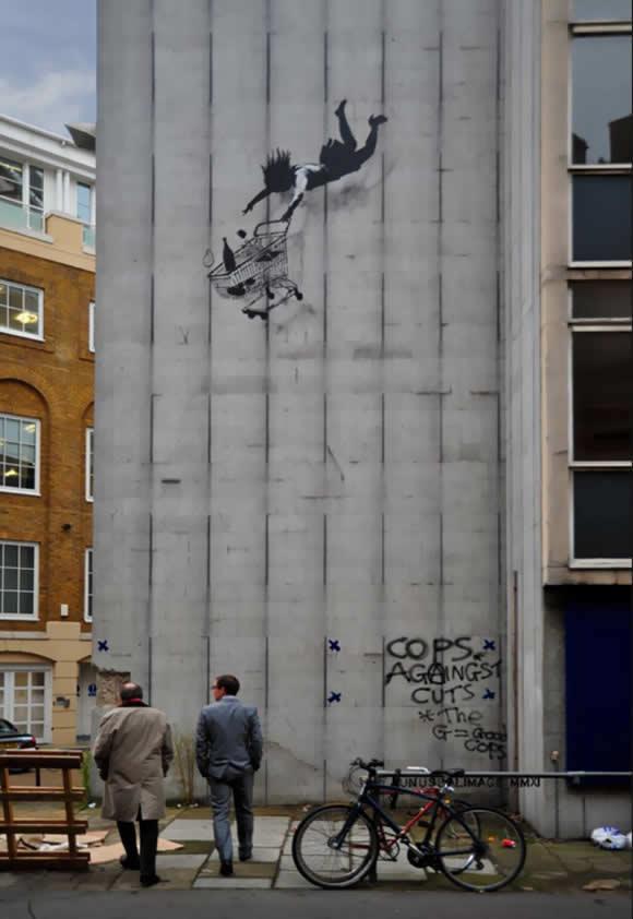 44 streetart vol7 50 street art fun et créatifs   vol 7