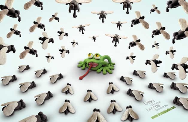 54+ publicités créatives et designs de Novembre 2011 6