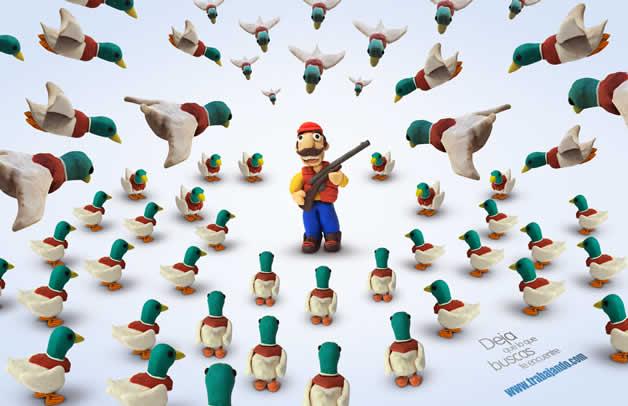 54+ publicités créatives et designs de Novembre 2011 5