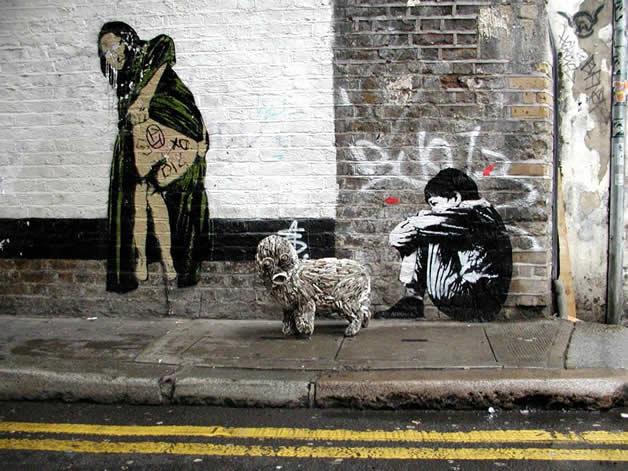 49 streetart vol7 50 street art fun et créatifs   vol 7