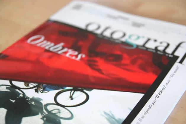 Otograff - Le magazine papier 2.0 dont vous êtes l'auteur 2