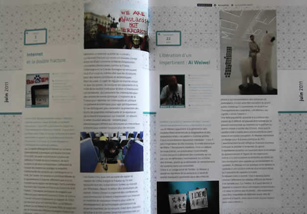 Otograff - Le magazine papier 2.0 dont vous êtes l'auteur 4