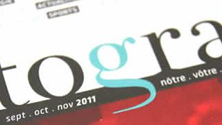 Otograff - Le magazine papier 2.0 dont vous êtes l'auteur