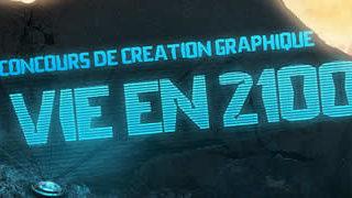 Concours graphisme - La vie en 2100 1