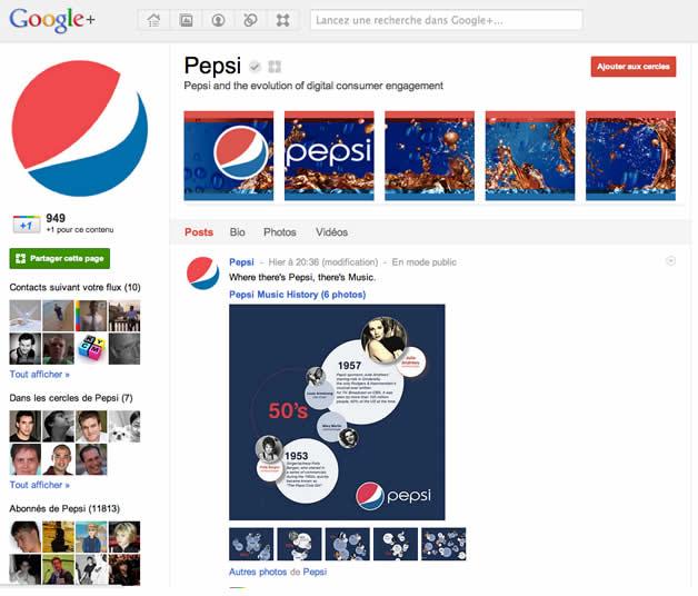 Comment créer sa page Google + pour son entreprise ? 8
