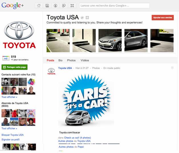 Comment créer sa page Google + pour son entreprise ? 9