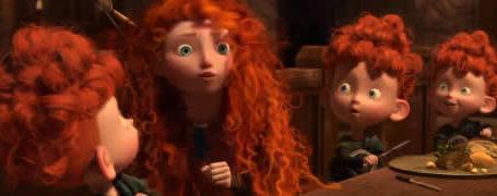 Brave - Bande annonce du prochain Pixar 2