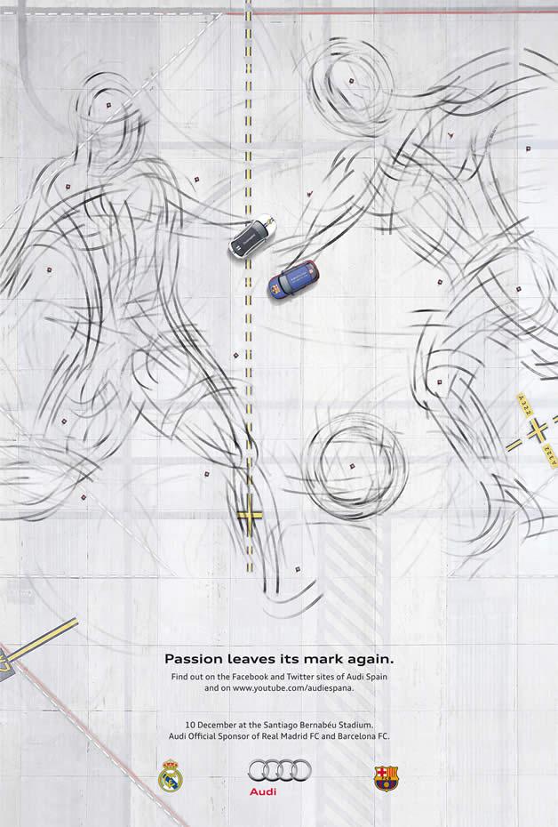 90+ publicités design et créatives de Décembre 2011 10