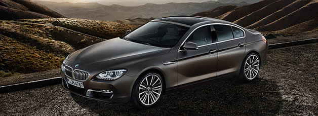 BMW Series 6 Gran Coupe 2
