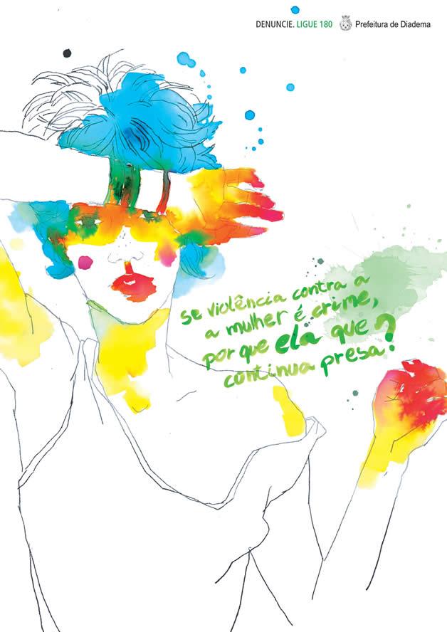 90+ publicités design et créatives de Décembre 2011 18