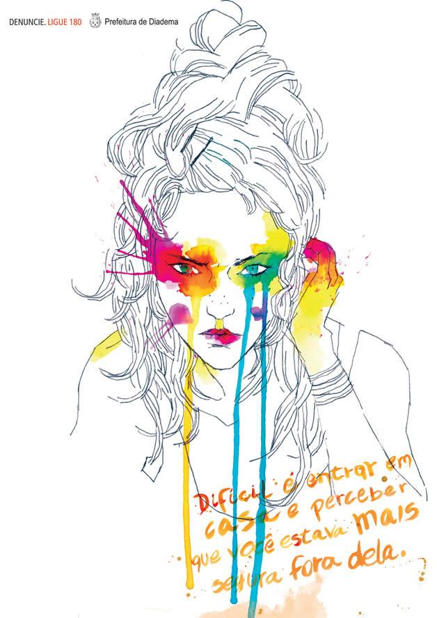 90+ publicités design et créatives de Décembre 2011 19