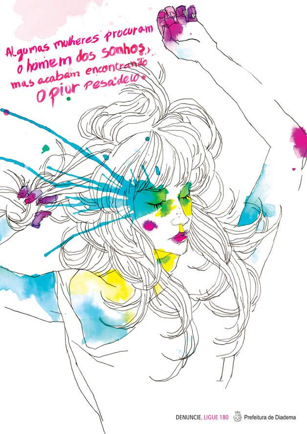 90+ publicités design et créatives de Décembre 2011 20