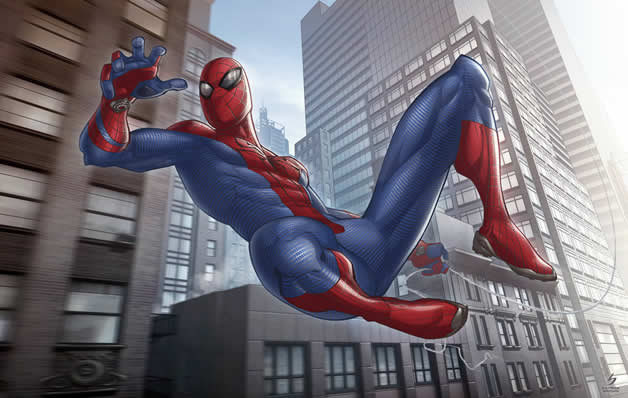 Les superbes illustrations de jeux-vidéos de Patrick Brown 3