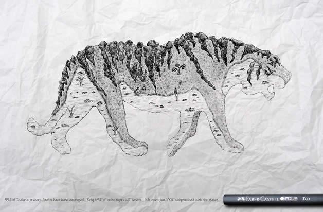 90+ publicités design et créatives de Décembre 2011 26