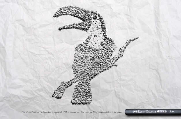 90+ publicités design et créatives de Décembre 2011 27