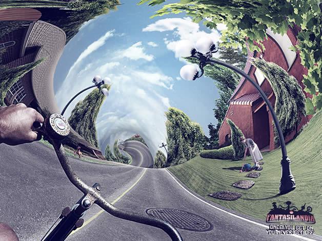 90+ publicités design et créatives de Décembre 2011 29