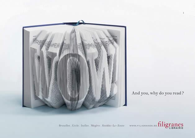 90+ publicités design et créatives de Décembre 2011 34