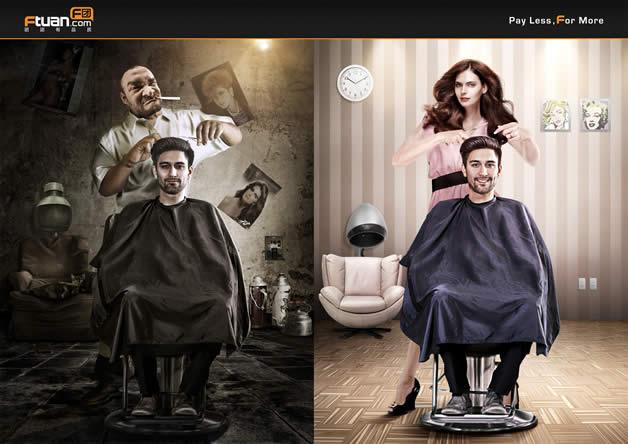 90+ publicités design et créatives de Décembre 2011 35
