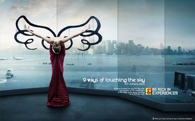 90+ publicités design et créatives de Décembre 2011 42