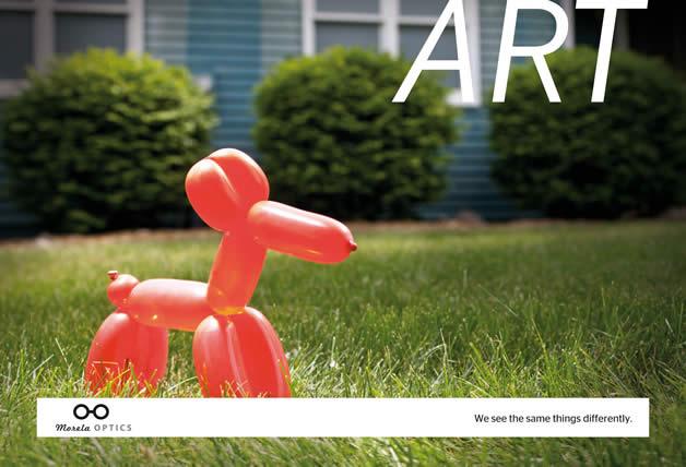 90+ publicités design et créatives de Décembre 2011 45