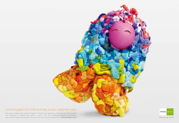 90+ publicités design et créatives de Décembre 2011 52