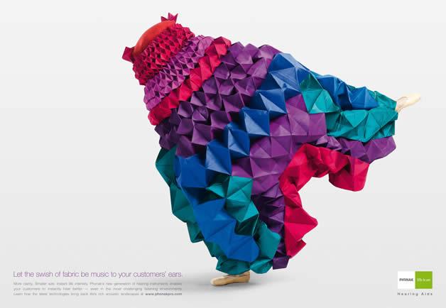 90+ publicités design et créatives de Décembre 2011 54