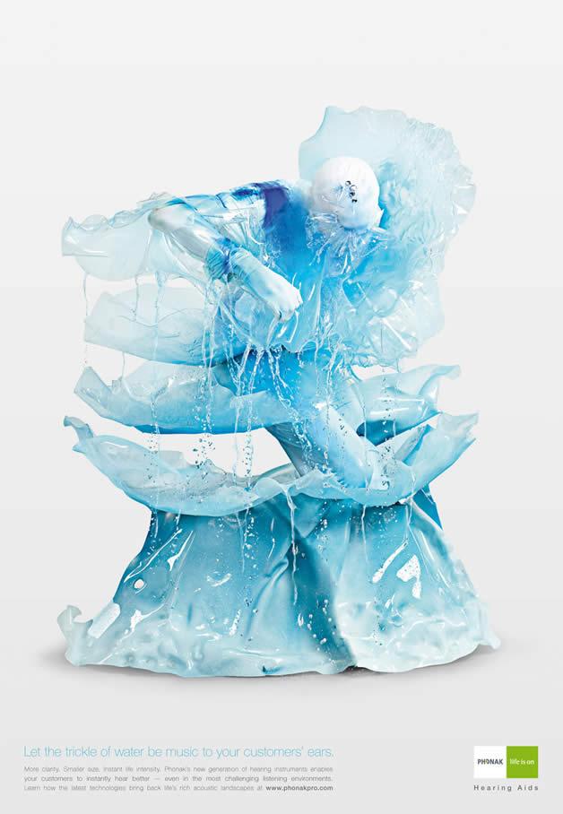 90+ publicités design et créatives de Décembre 2011 55