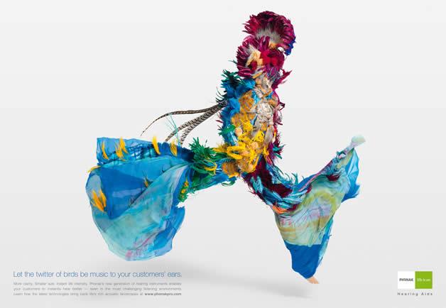 90+ publicités design et créatives de Décembre 2011 56