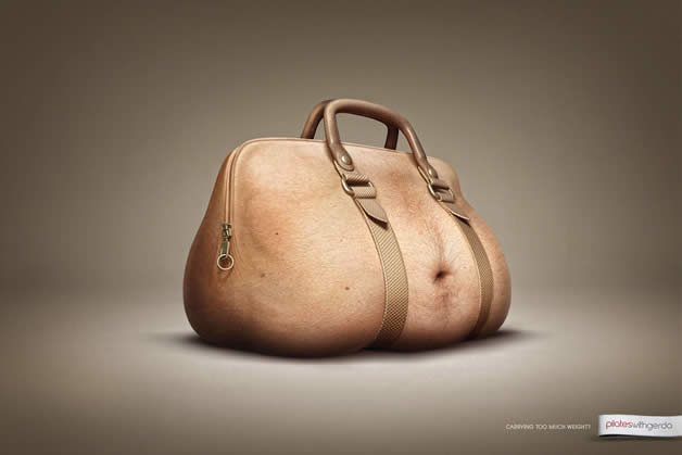 90+ publicités design et créatives de Décembre 2011 58