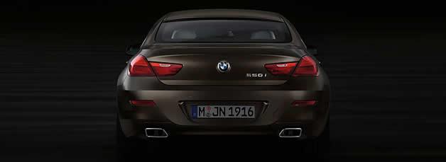 BMW Series 6 Gran Coupe 7