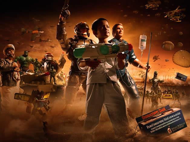 90+ publicités design et créatives de Décembre 2011 69