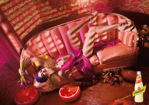 90+ publicités design et créatives de Décembre 2011 71