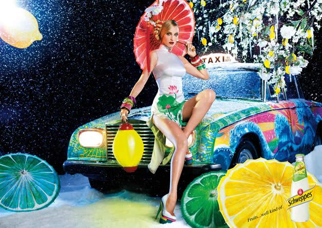 90+ publicités design et créatives de Décembre 2011 72