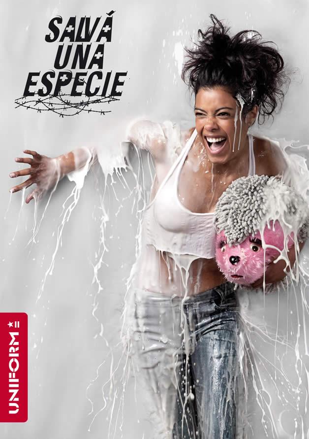 90+ publicités design et créatives de Décembre 2011 76