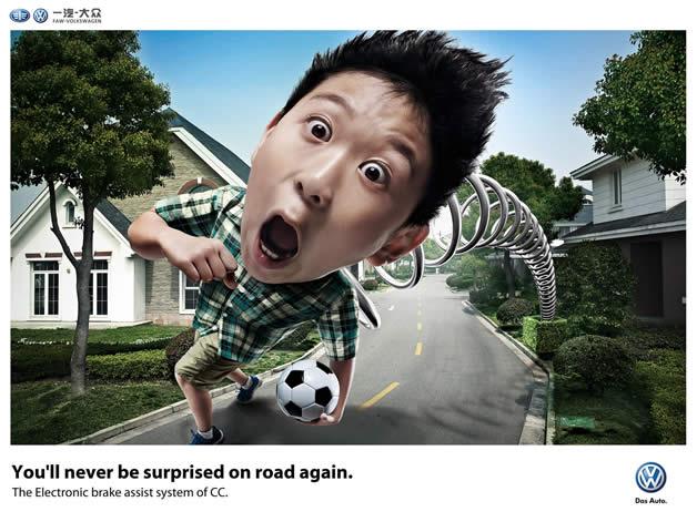 90+ publicités design et créatives de Décembre 2011 78