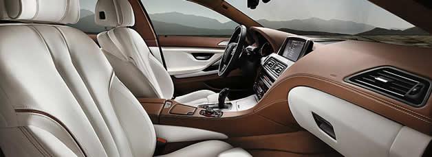BMW Series 6 Gran Coupe 9