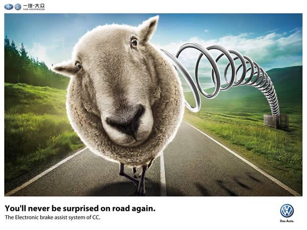 90+ publicités design et créatives de Décembre 2011 82