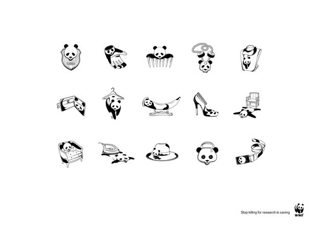 90+ publicités design et créatives de Décembre 2011 87
