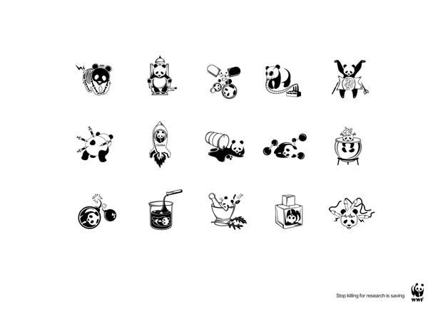 90+ publicités design et créatives de Décembre 2011 88