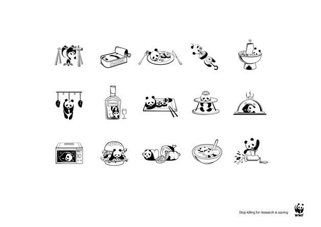 90+ publicités design et créatives de Décembre 2011 89