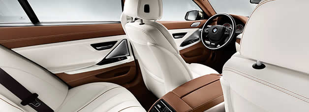 BMW Series 6 Gran Coupe 10