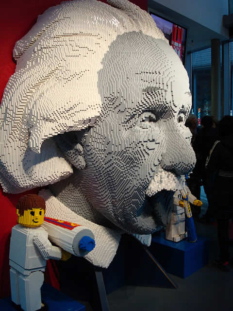 14 Personnages célèbres en Lego 14