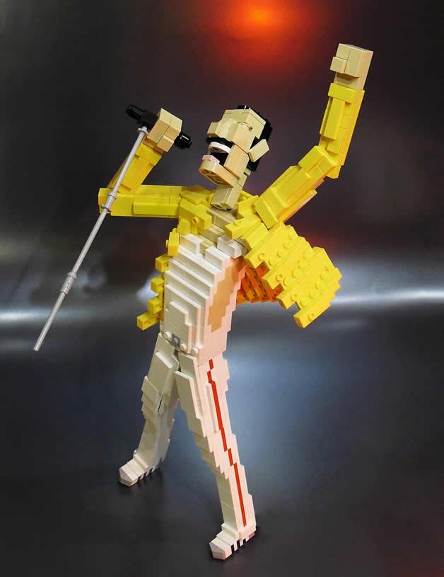 14 Personnages célèbres en Lego 6