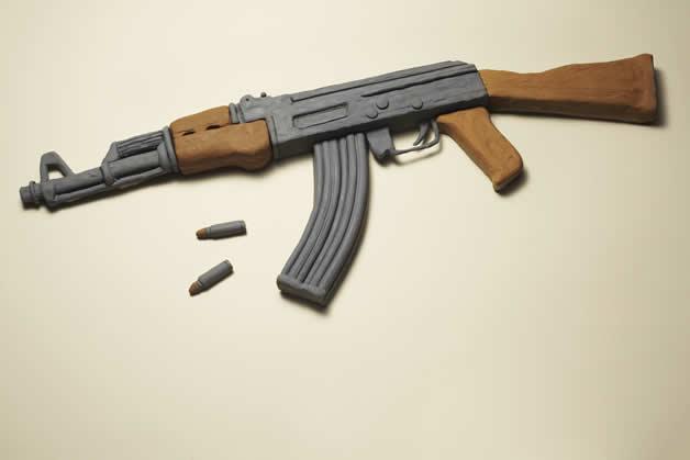 Les armes inoffensives de kyle bean 4