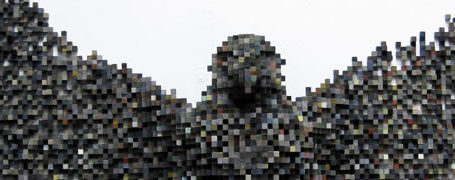 Les animaux en pixels 3D de Shawn Smith 9
