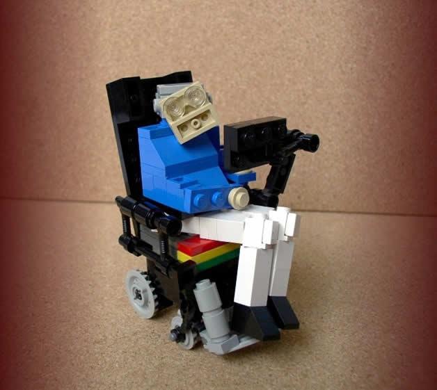 14 Personnages célèbres en Lego 2